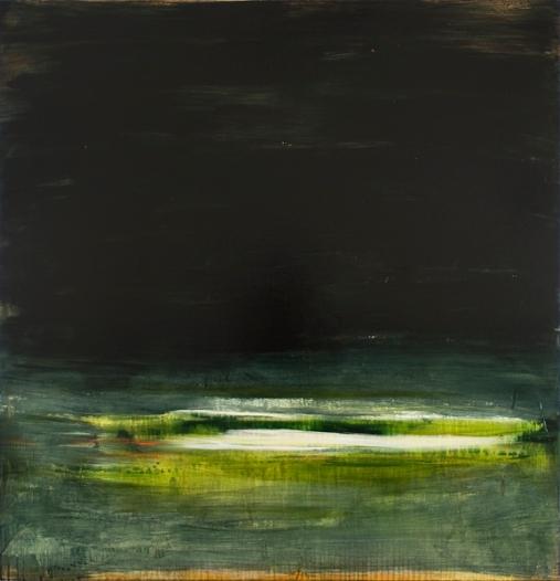 Silence-52x50-Acrylic-on-Linen-2011